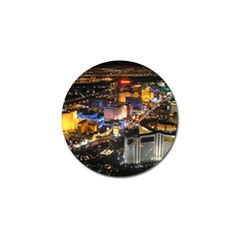 Las Vegas 1 Golf Ball Marker by trendistuff
