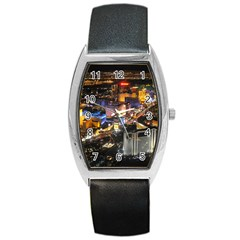 Las Vegas 1 Barrel Metal Watches by trendistuff