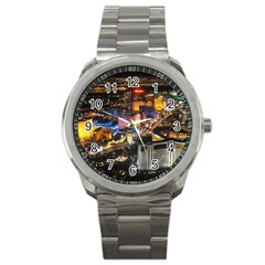 Las Vegas 1 Sport Metal Watches by trendistuff