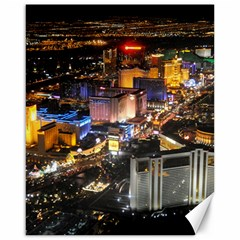 Las Vegas 1 Canvas 16  X 20   by trendistuff