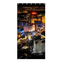 Las Vegas 1 Shower Curtain 36  X 72  (stall)  by trendistuff