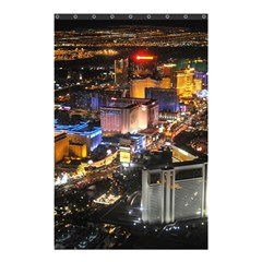 Las Vegas 1 Shower Curtain 48  X 72  (small)  by trendistuff
