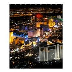 Las Vegas 1 Shower Curtain 60  X 72  (medium)  by trendistuff