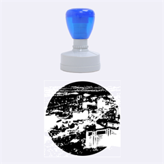 Las Vegas 1 Rubber Round Stamps (medium)