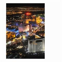 Las Vegas 1 Small Garden Flag (two Sides) by trendistuff