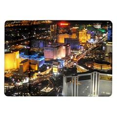 Las Vegas 1 Samsung Galaxy Tab 10 1  P7500 Flip Case by trendistuff