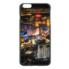 Las Vegas 1 Apple Iphone 6 Plus/6s Plus Black Enamel Case by trendistuff