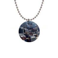 Chicago Button Necklaces by trendistuff