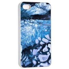 Svmnafellsjvkull Apple Iphone 4/4s Seamless Case (white) by trendistuff