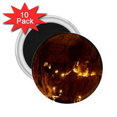 Skocjan Caves 2 25  Magnets (10 Pack)  by trendistuff
