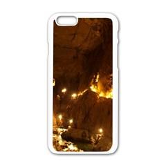Skocjan Caves Apple Iphone 6/6s White Enamel Case by trendistuff