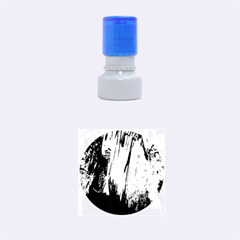 Reed Flute Caves 4 Rubber Round Stamps (small) by trendistuff