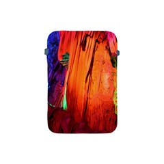 Reed Flute Caves 4 Apple Ipad Mini Protective Soft Cases by trendistuff