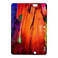 REED FLUTE CAVES 4 Kindle Fire HDX 8.9  Hardshell Case by trendistuff