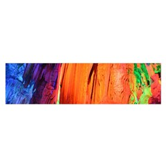 Reed Flute Caves 4 Satin Scarf (oblong) by trendistuff