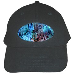 Reed Flute Caves 3 Black Cap by trendistuff