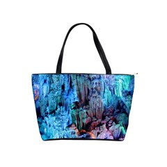Reed Flute Caves 3 Shoulder Handbags by trendistuff
