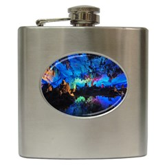 REED FLUTE CAVES 2 Hip Flask (6 oz) by trendistuff