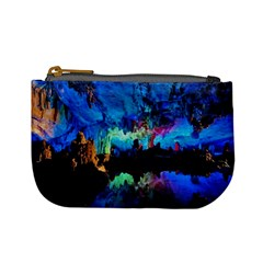 Reed Flute Caves 2 Mini Coin Purses by trendistuff