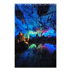 Reed Flute Caves 2 Shower Curtain 48  X 72  (small)  by trendistuff