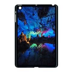 Reed Flute Caves 2 Apple Ipad Mini Case (black) by trendistuff