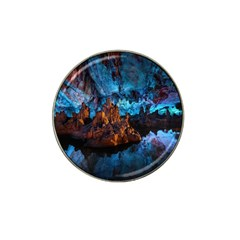 Reed Flute Caves 1 Hat Clip Ball Marker by trendistuff
