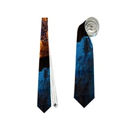 Reed Flute Caves 1 Neckties (two Side)