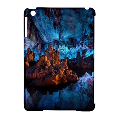 Reed Flute Caves 1 Apple Ipad Mini Hardshell Case (compatible With Smart Cover) by trendistuff