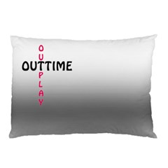 Outtime / Outplay Pillow Cases (two Sides) by RespawnLARPer