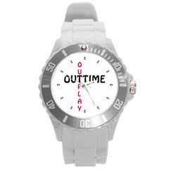 Outtime / Outplay Round Plastic Sport Watch (L) by RespawnLARPer
