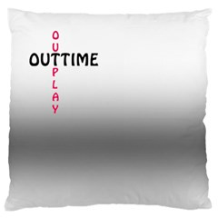 Outtime / Outplay Large Cushion Cases (two Sides)
