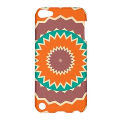 Hypnotic Star			apple Ipod Touch 5 Hardshell Case by LalyLauraFLM