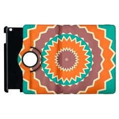 Hypnotic Starapple Ipad 3/4 Flip 360 Case by LalyLauraFLM