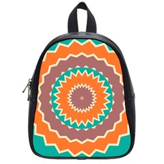 Hypnotic Star			school Bag (small) by LalyLauraFLM