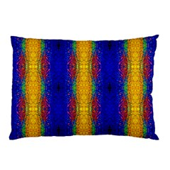 Cool  Abstract Neon Pattern Pillow Cases (two Sides)