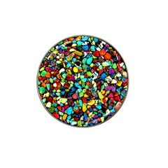Colorful Stones, Nature Hat Clip Ball Marker (10 Pack) by Costasonlineshop