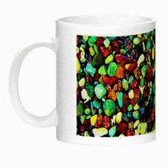 Colorful Stones, Nature Night Luminous Mugs