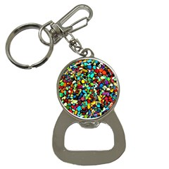 Colorful Stones, Nature Bottle Opener Key Chains by Costasonlineshop