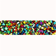 Colorful Stones, Nature Large Bar Mats by Costasonlineshop
