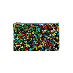 Colorful Stones, Nature Cosmetic Bag (small)