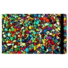 Colorful Stones, Nature Apple Ipad 2 Flip Case