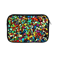 Colorful Stones, Nature Apple Ipad Mini Zipper Cases by Costasonlineshop