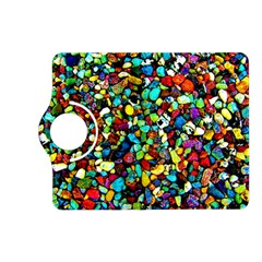 Colorful Stones, Nature Kindle Fire Hd (2013) Flip 360 Case