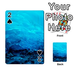 Mendenhall Ice Caves 3 Playing Cards 54 Designs