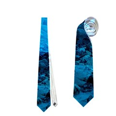 Mendenhall Ice Caves 3 Neckties (one Side)  by trendistuff