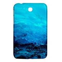 Mendenhall Ice Caves 3 Samsung Galaxy Tab 3 (7 ) P3200 Hardshell Case  by trendistuff