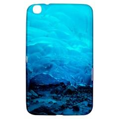 Mendenhall Ice Caves 3 Samsung Galaxy Tab 3 (8 ) T3100 Hardshell Case  by trendistuff