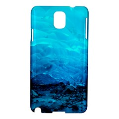Mendenhall Ice Caves 3 Samsung Galaxy Note 3 N9005 Hardshell Case by trendistuff