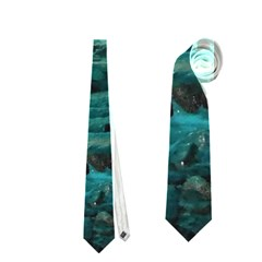 Mendenhall Ice Caves 2 Neckties (two Side)