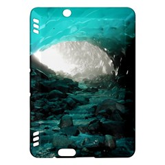 Mendenhall Ice Caves 2 Kindle Fire Hdx Hardshell Case by trendistuff
